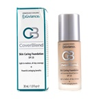 Exuviance CoverBlend Skin Caring Foundation SPF20 - # Bisque (Box Slightly Damaged)