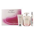 Shiseido Ever Bloom Coffret: EDP Spray 90ml/3oz + Perfumed Body Lotion 50ml/1.6oz + EDP Spray 10ml/0.33oz