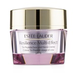 Estee Lauder Resilience Multi-Effect Tri-Peptide Face and Neck Creme SPF 15 - For Normal/ Combination Skin