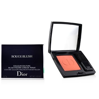 NEW-Christian-Dior-Rouge-Blush-Couture-Colour-Long-Wear-Pow-028-Actrice 縮圖 3