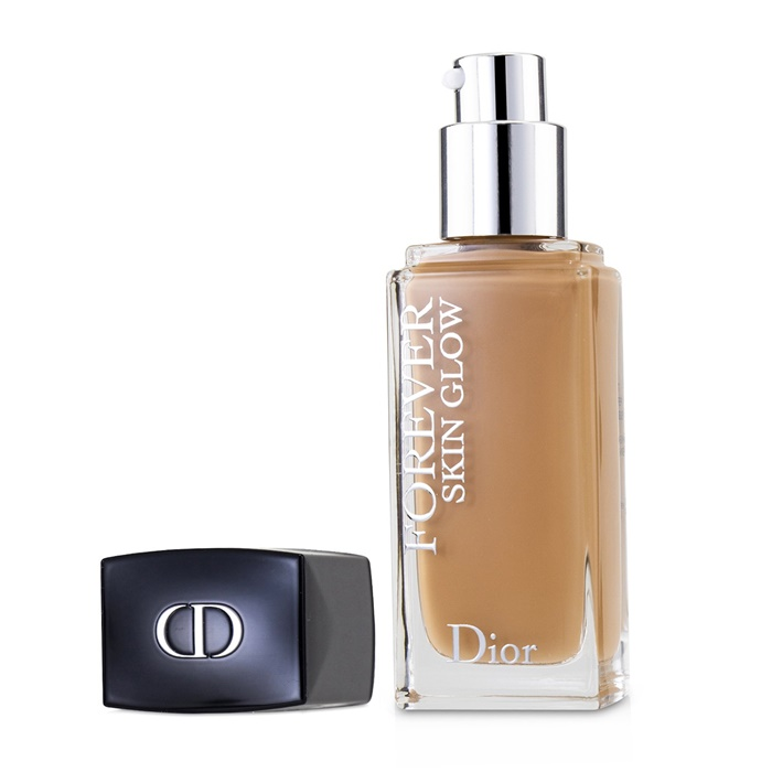 NEW-Christian-Dior-Dior-Forever-Skin-Glow-24H-Wear-Radiant-4WP-Warm-Peach