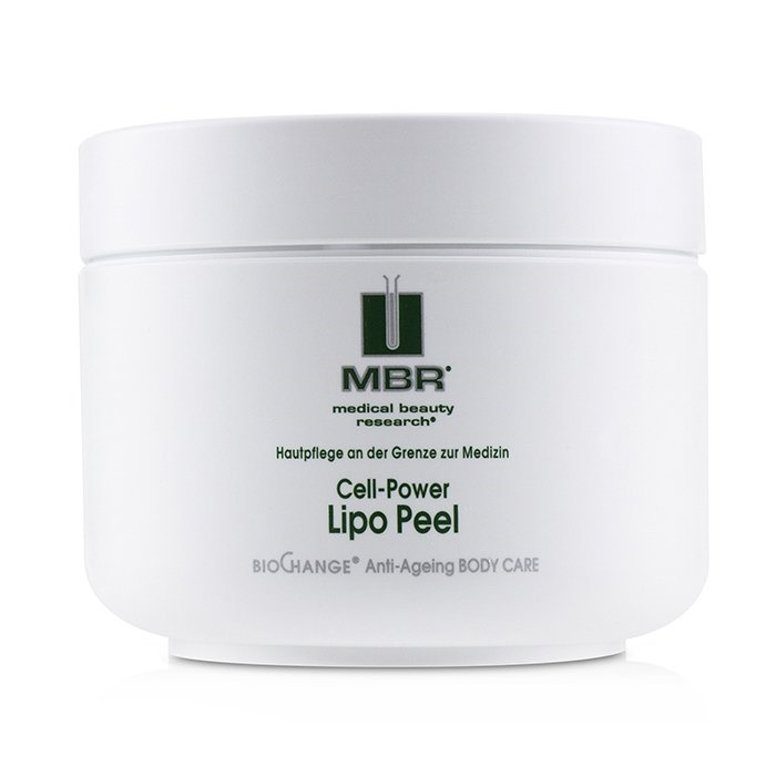 MBR Medical Beauty Research BioChange Anti-Ageing Body Care Cell-Power Lipo Peel