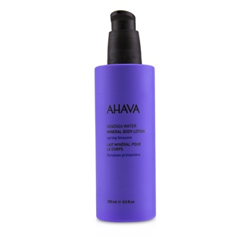 Ahava Deadsea Water Mineral Body Lotion - Spring Blossom