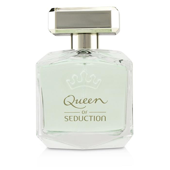 Detalles de Nueva reina de la seducción de Antonio Banderas Edt Spray 80ml Perfume ver título original