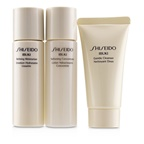 Shiseido IBUKI Simple Start Set: Gentle Cleanser 30ml + Softening Concentrate 30ml + Refining Moisturiser 30ml
