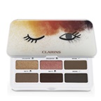 Clarins Ready In A Flash Eyes & Brows  Palette (4x Eyeshadow, 2x Brow)