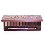 Urban Decay Naked Cherry Eyeshadow Palette: 12x Eyeshadow, 1x Double Ended Brush