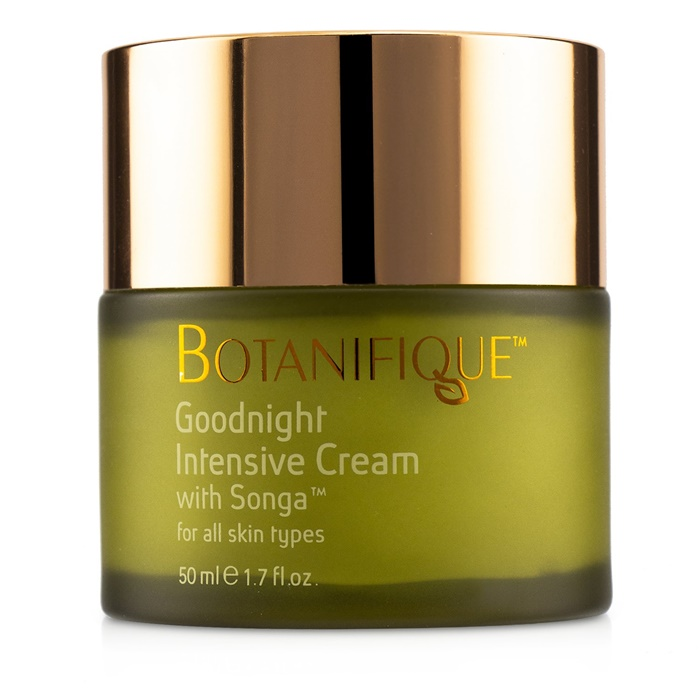 Botanifique Goodnight Intensive Cream