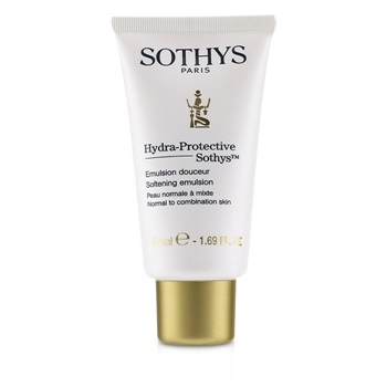 Sothys Hydra-Protective Softening Emulsion - For Normal to Combination Skin