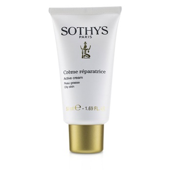 Sothys Active Cream - For Oily Skin