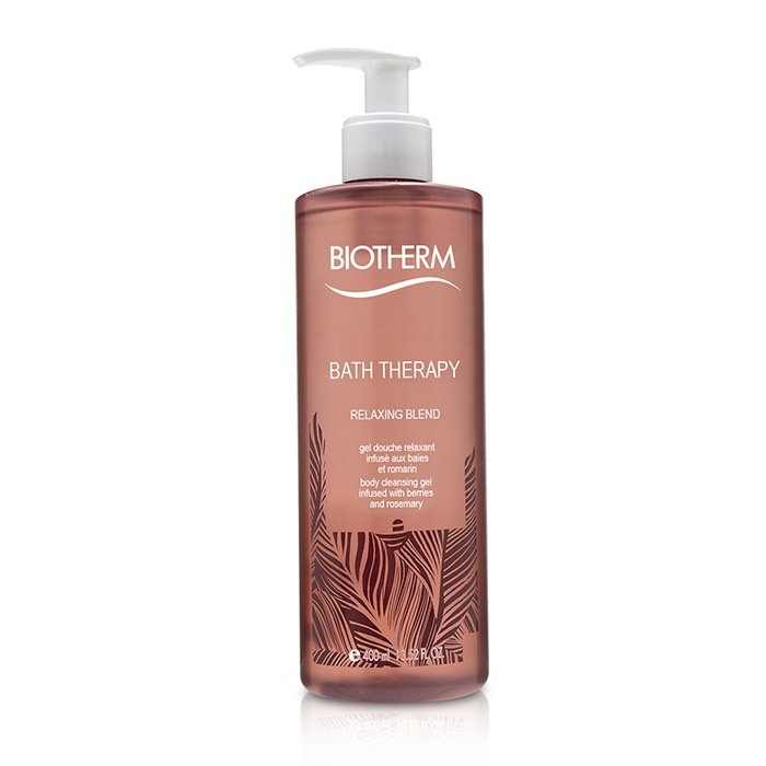 Biotherm Bath Therapy Relaxing Blend Body Cleansing Gel