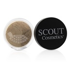 SCOUT Cosmetics Mineral Powder Foundation SPF 20 - # Camel