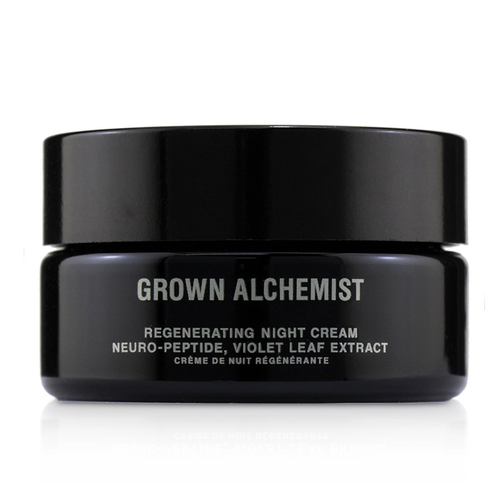 Grown Alchemist Regenerating Night Cream - Neuro-Peptide & Violet Leaf Extract