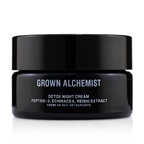 Grown Alchemist Detox Night Cream - Peptide-3, Echinacea & Reishi Extract