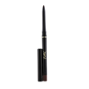 Yves Saint Laurent Dessin Du Regard Waterproof Stylo Long Wear Precise Eyeliner - # 6  Bordeaux Clinquant