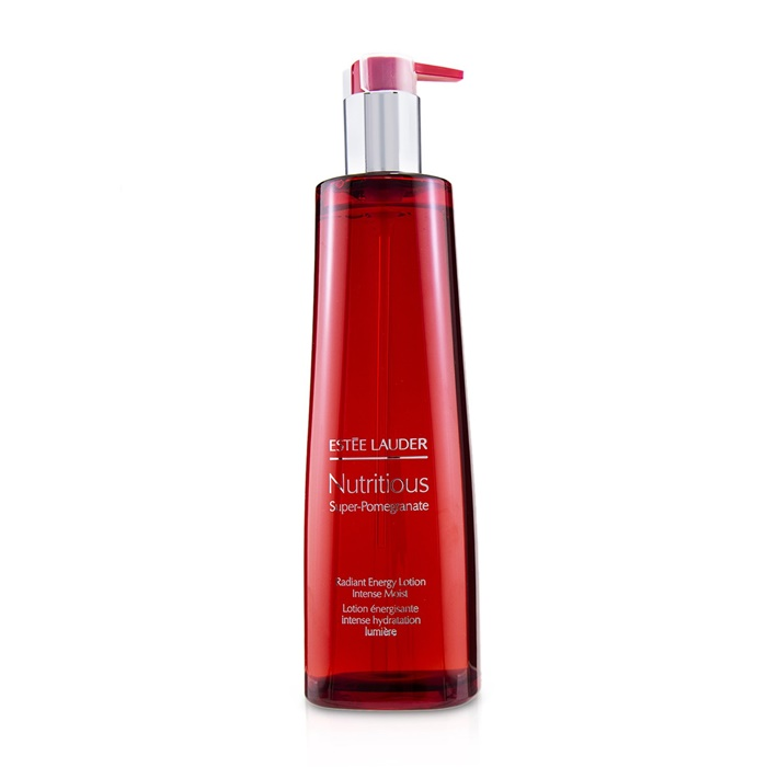 Estee Lauder Nutritious Super-Pomegranate Radiant Energy Lotion - Intense Moist (Limited Edition)