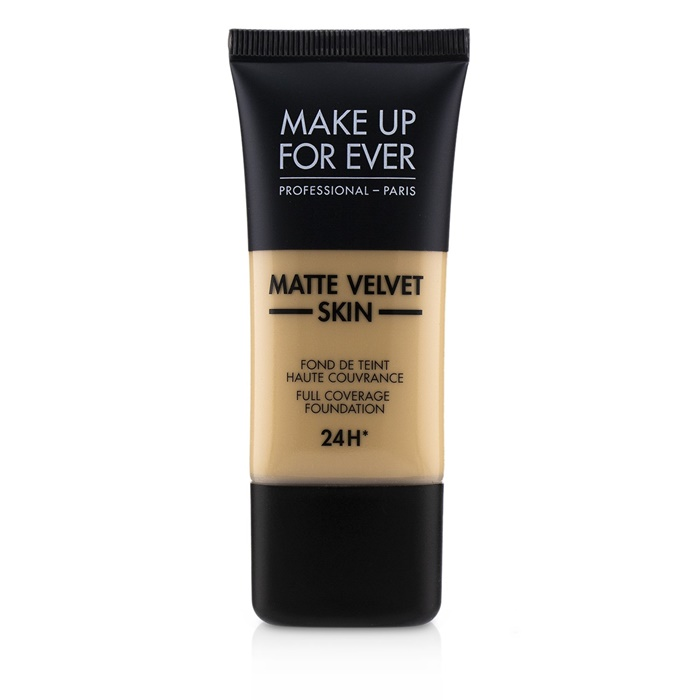 Make Up For Ever Matte Velvet Skin Full Coverage Foundation - # Y305 (Soft Beige)