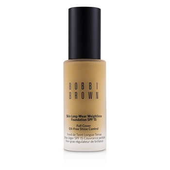 Bobbi Brown Skin Long Wear Weightless Foundation SPF 15 - # Honey