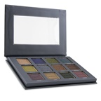 Bellapierre Cosmetics 12 Color Pro Jewel Eye Palette (12x Eyeshadow)