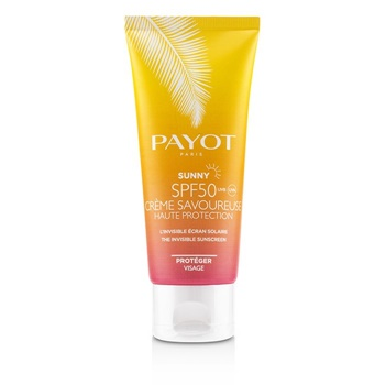 Payot Sunny SPF 50 Crème Savoureuse High Protection The Invisible Sunscreen - For Face