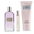 Abercrombie & Fitch First Instinct Coffret: EDP Spray 100ml/3.4oz + Body Lotion 200ml/6.7oz + EDP Spray 15ml/0.5oz