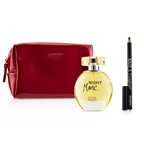 Bourjois Night Muse Coffret: EDP Spray 50ml/1.6oz + Khol & Contour Eyeliner Pencil - #001 Noir-Issime 1.2g/0.04oz + Glossy Bag