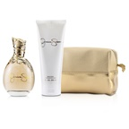 Jessica Simpson Signature Coffret: EDP Spray 100ml/3.4oz + Body Lotion 200ml/6.7oz + Cosmetic Bag