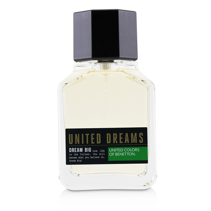 Benetton United Dreams Dream Big EDT Spray