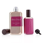 Atelier Cologne Rose Anonyme Coffret: Extrait Spray 100ml/3.3oz + Extrait Spray 30ml/1oz + Leather Case