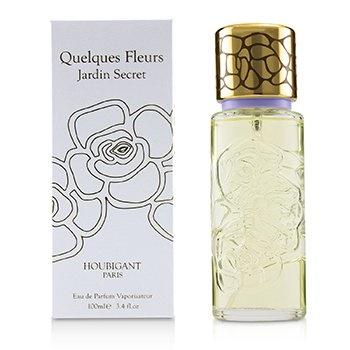 Details about NEW Houbigant Paris Quelques Fleurs Jardin Secret EDP Spray 100ml Perfume