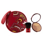 Clarins Sunkissed Gift Set (1x Powder, 1x Brush, 1x Pouch)