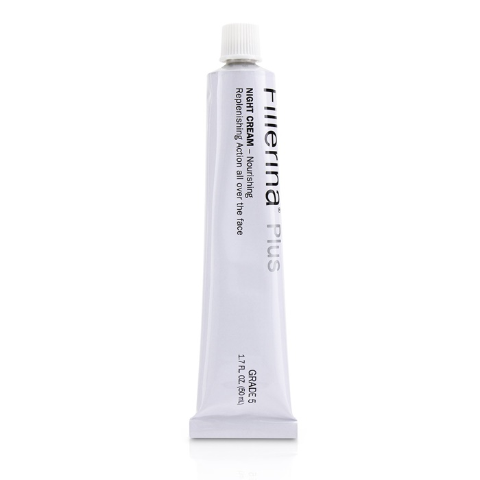 Fillerina Night Cream (Nourishing) - Grade 5 Plus