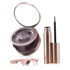 SHIBELLA Cosmetics Magnetic Eyeliner & Eyelash Kit - # Freedom