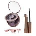 SHIBELLA Cosmetics Magnetic Eyeliner & Eyelash Kit - # Attraction