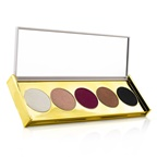 Winky Lux Custom Eyes Shadow Palette - # Smoke & Rose (5x Eyeshadow)