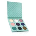 Winky Lux Eyeshadow Palette (9x Eyeshadow) - # Mermaid Kitten