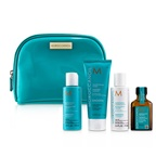 Moroccanoil Destination Smooth Travel Set