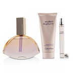 Calvin Klein Endless Euphoria Coffret: EDP Spray 125ml/4oz + Sensual Body Lotion 100ml/3.4oz + EDP Spray 10ml/0.33oz