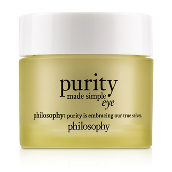 Philosophy Purity Made Simple Eye Gel