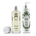 Sisley Eau De Campagne Coffret: EDT Spray 100ml/3.3oz + Gentle Bath & Shower Gel 250ml/8.4oz