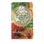 Nesti Dante Triple Milled Vegetal Soap With Love & Care - De Ambra Papaver