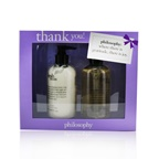 Philosophy Fresh Cream Coffret: Hand Wash 240ml/8oz + Hand Lotion 240ml/8oz