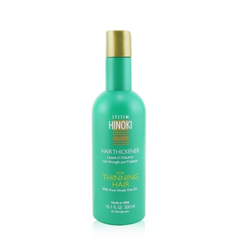 Hayashi Hinoki Hair Thickener (For Thinning Hair)