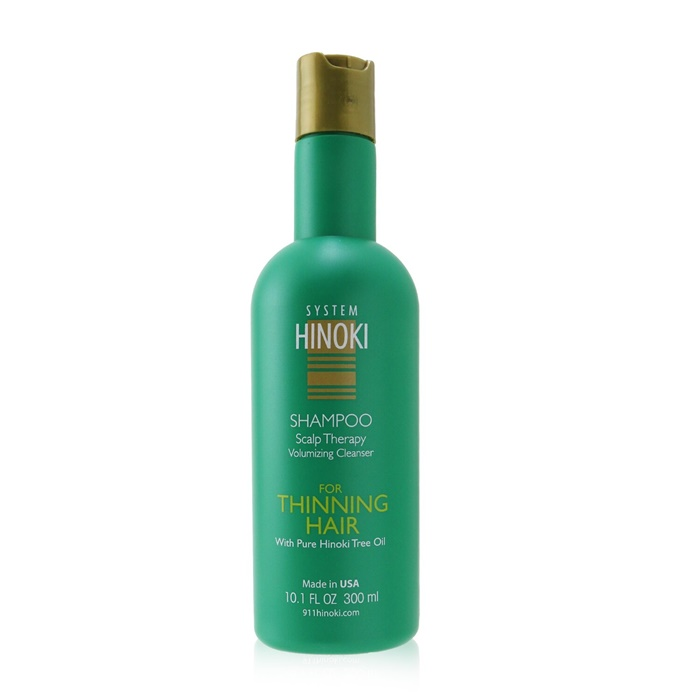 Hayashi Hinoki Shampoo Scalp Therapy Volumizing Cleanser (For Thinning Hair)
