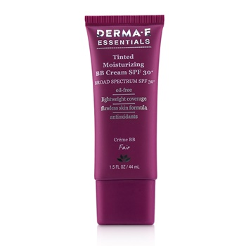 Derma E Essentials Tinted Moisturizing BB Cream SPF 30 (Oil Free) - Fair