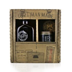 18.21 Man Made Man Made Wash & Paste Set - # Sweet Tobacco: 1x Shampoo, Conditioner & Body Wash 530ml + 1x Hair Paste 56.7g