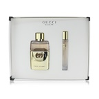 Gucci Guilty Pour Femme Coffret: EDP Spray 50ml/1.6oz + Roller Ball 7.4ml/0.25oz