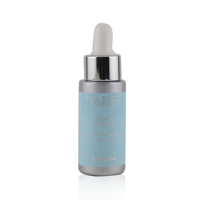 Swissline Cell Shock Age Intelligence Source Booster - 1.5% Hyaluronic Acid + NMF + ATP
