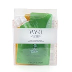 Shiseido Waso Reset Cleanser Squad Kit: 1x Wild Garden 70ml + 1x Romantic Dream 70ml + Good Vibes 70ml