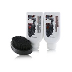 Billy Jealousy Devil's Delight Beard Envy Kit: 1x Beard Wash 88ml + 1x Leave-In Control 88ml + 1x Beard Brush